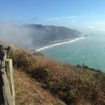 Fog along the California Coast