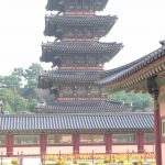 Baekje Culture Park: a historical theme park with reconstructions of ancient buildings