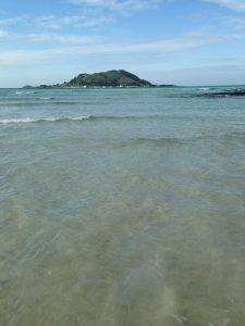 The island of Biyangdo