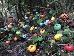 ... pumpkins, ...