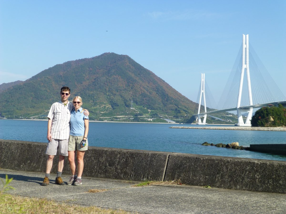 Sublime biking on the Shimanami Kaido