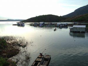 More fishing village
