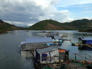 Fishing village ...