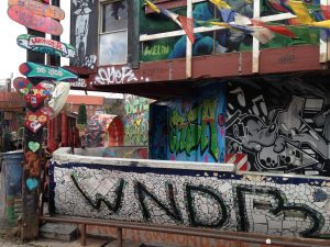 Crazy Freetown Christiania