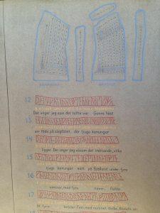 Interpreting its runes