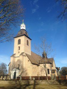 Vetra Kloster church