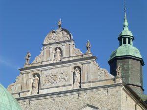 Vadstena church