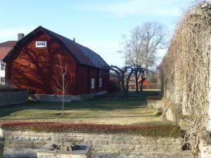 A beautiful farmhouse