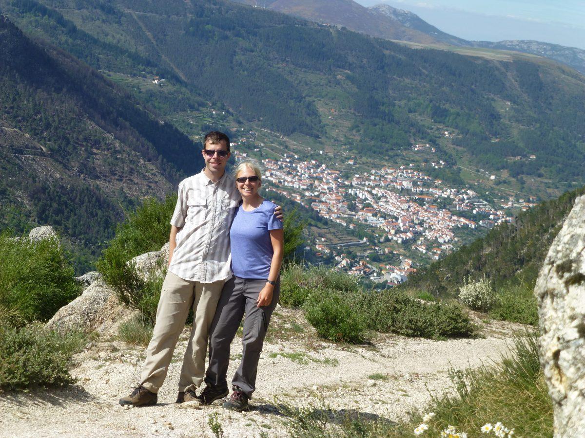 Hiking the Serra de Estrela