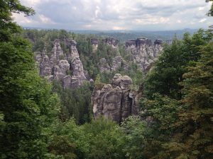 Rocks at Bastei