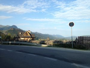 The hills above Zakopane