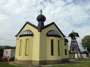 The Greek church in Lubica, just outside Kezmarok