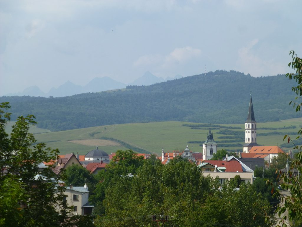Looking back at Levoca