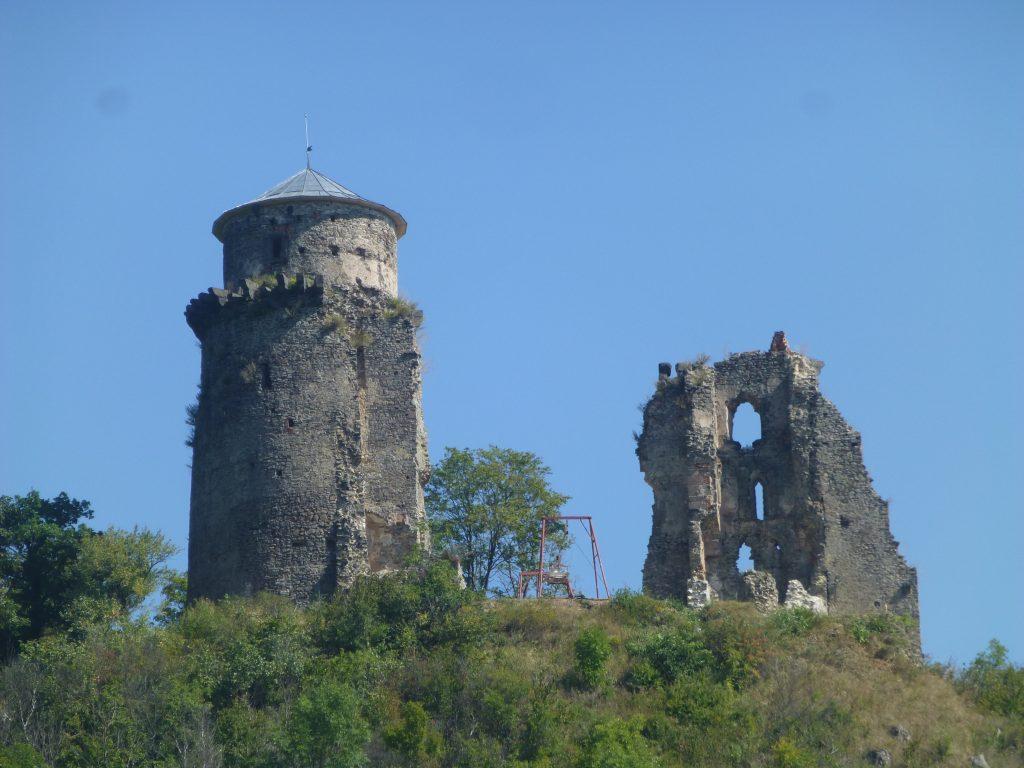 Slanec castle!
