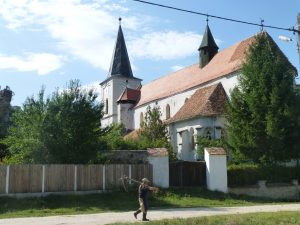 The church in Richis