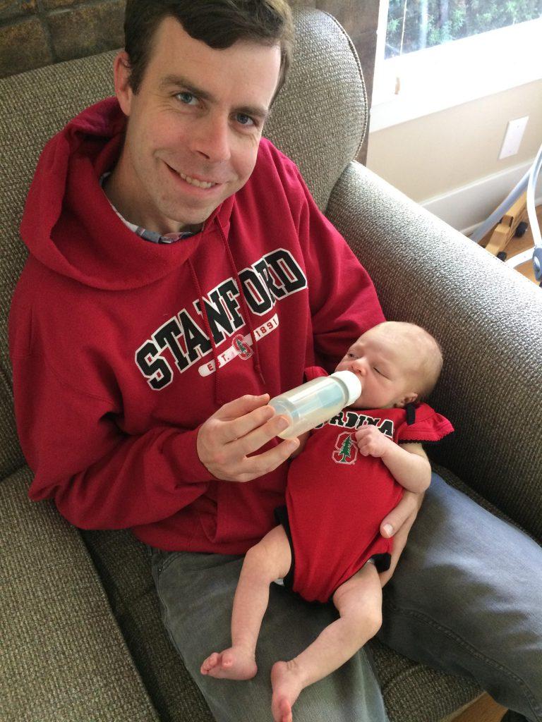 Stanford fans!